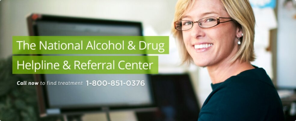 The National Alcohol & Drug Helpline & Referral Center